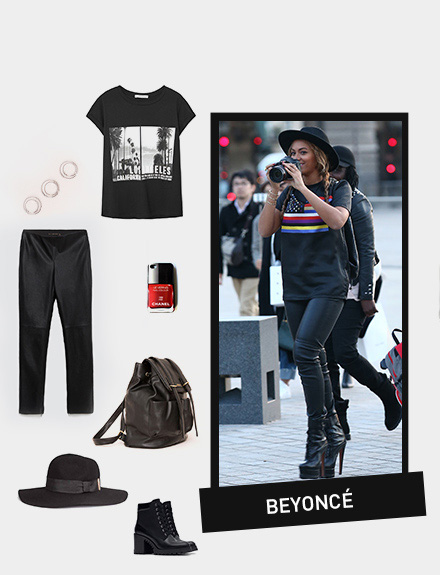 Get the look: Beyoncé