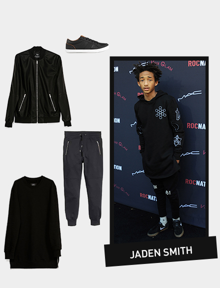 GET THE LOOK: Jaden Smith