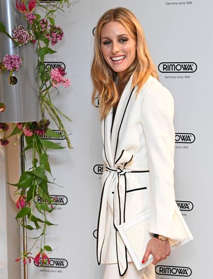 Olivia Palermo también compra en Zara