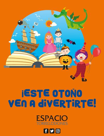 Actividades infantiles otoño 2016