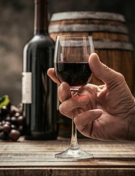 Una copa de vino puede sustituir al gimnasio
