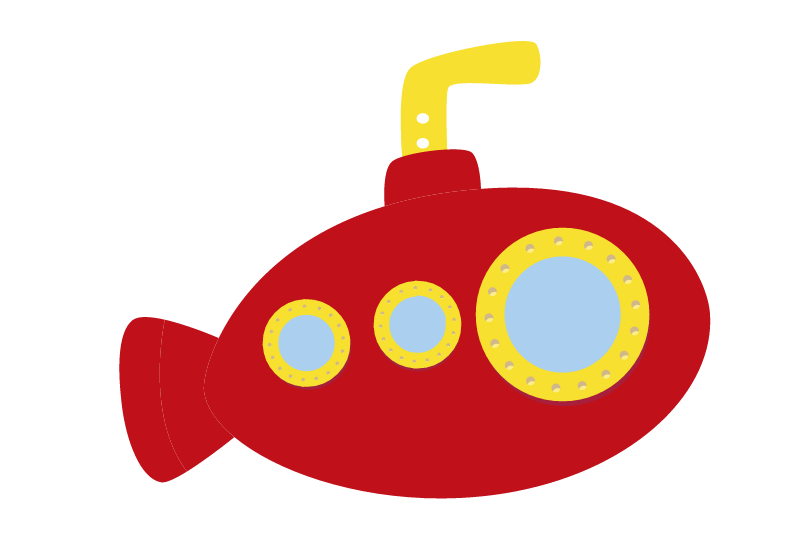 El submarino Nautilus – Zona infantil planta 2