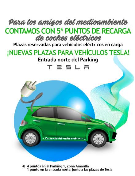 Servicio de recarga de vehículos eléctricos