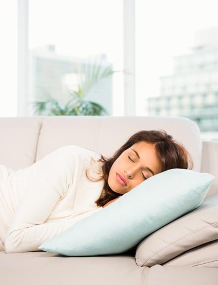 recuperar la siesta