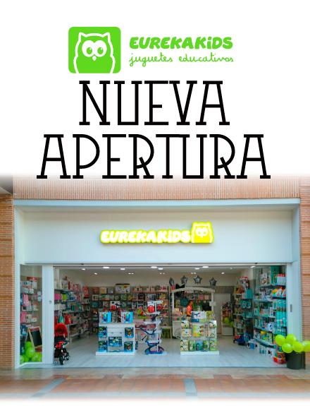 Nueva tienda Eurekakids
