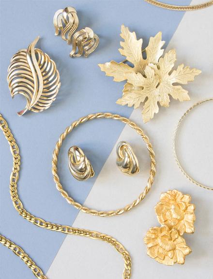 joyas doradas