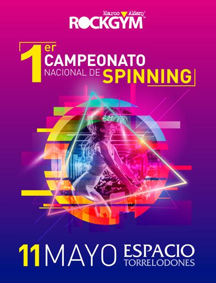 Campeonato nacional de Spinning RockGym
