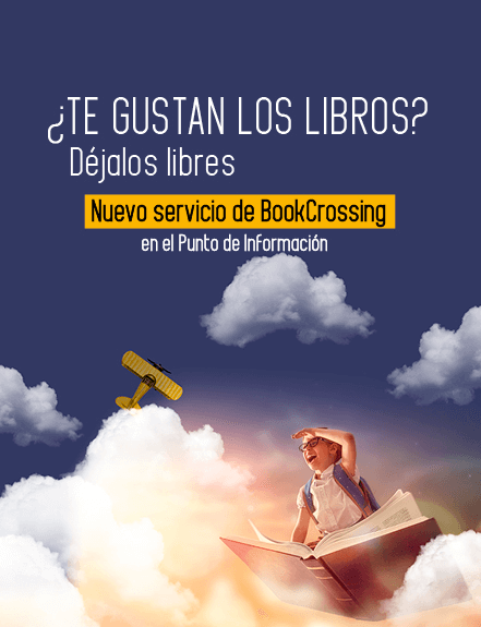 BookCrossing Espacio Torrelodones