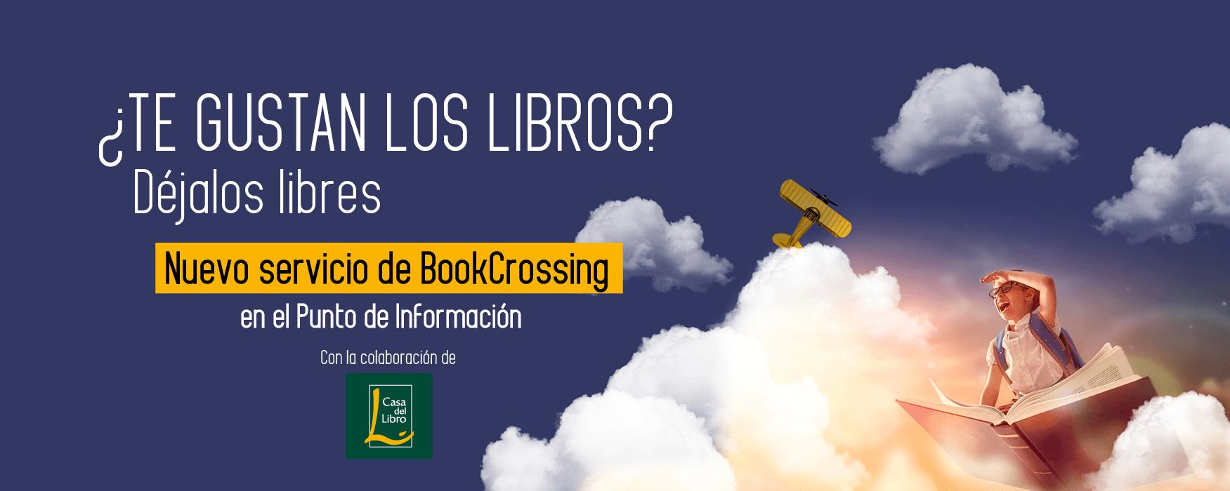 BookCrossing-Espacio
