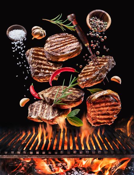 Los cortes de carne más apropiados para tu BBQ
