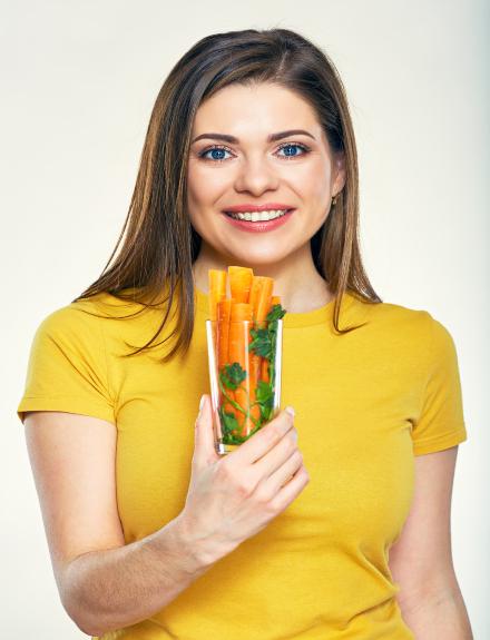 Alimentos para ponerse morena más fácil