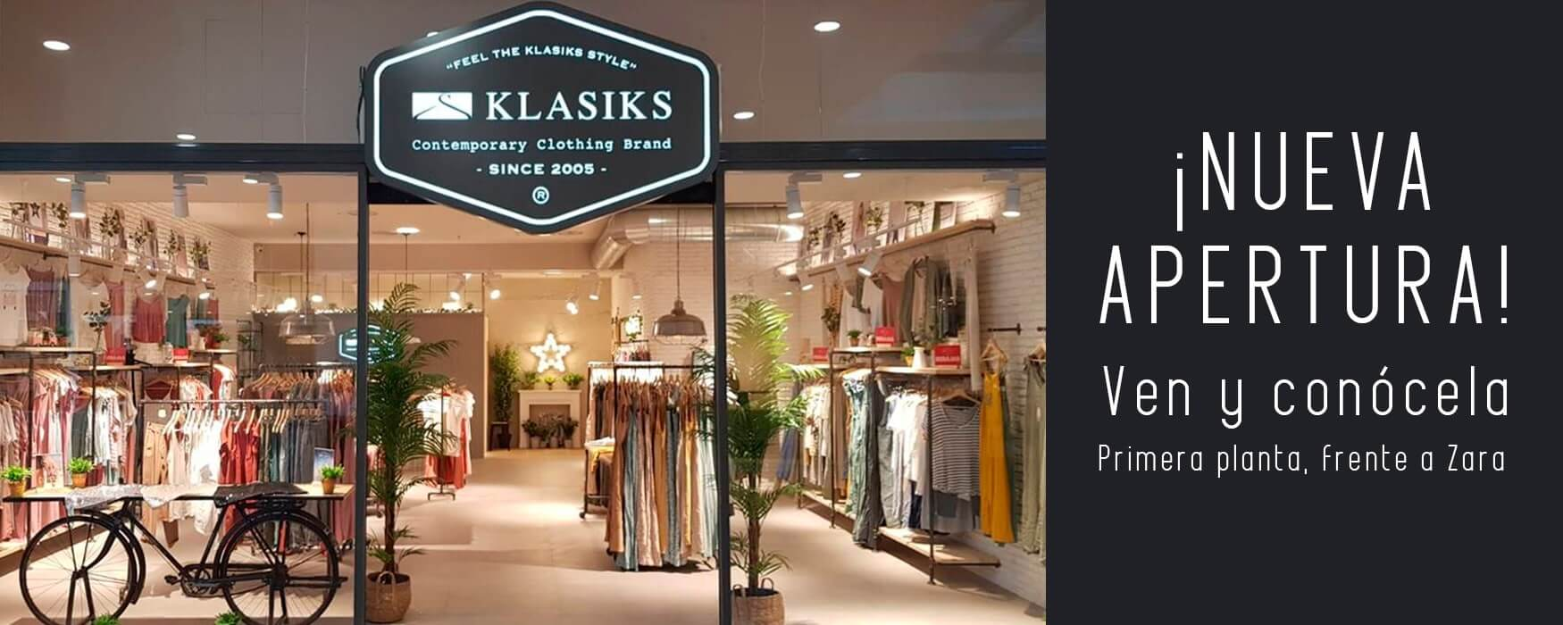 apertura-Klasiks