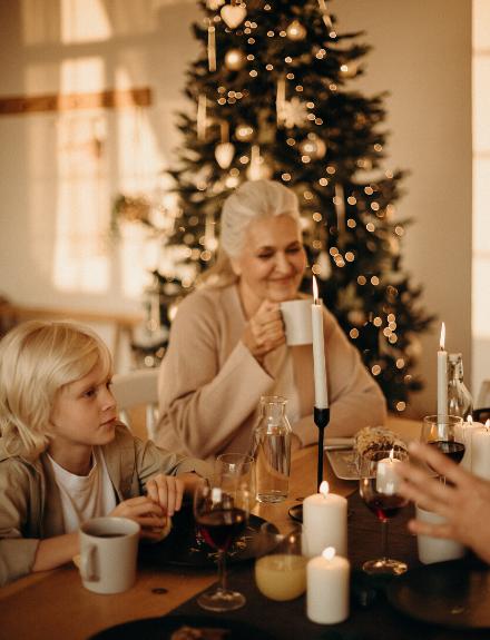 Cómo evitar los atracones navideños