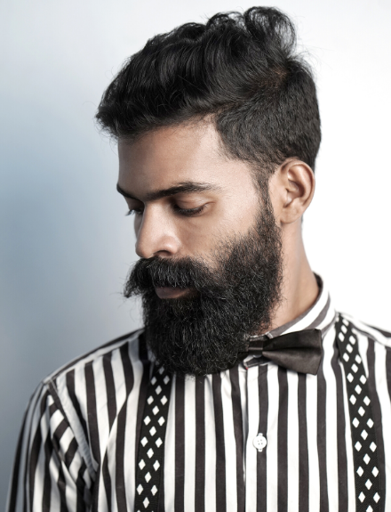 Tendencias barba masculina