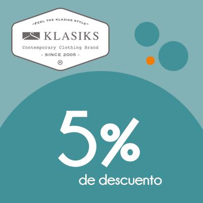 Klasiks Descuento