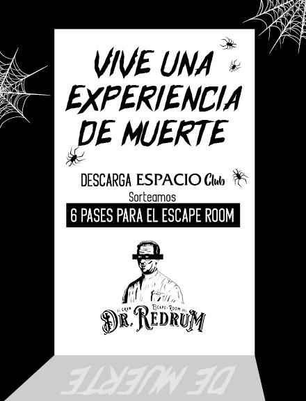 Escape Room del Dr Redrum